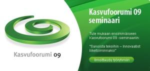 Kasvufoorumi 2009
